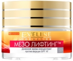 Eveline Mezo Lifting Anti-Wrinkle Day Cream-Concentrate SPF10 Крем-концентрат против морщин 50+