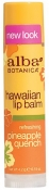 Alba Botanica Hawaiian Lip Balm Refreshing Pineapple Quench Губная помада Ананас