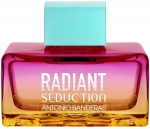 ANTONIO BANDERAS Radiant Seduction Blue for Women Туалетная вода