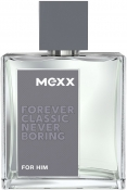 MEXX Forever Classic Never Boring for Him Туалетная вода