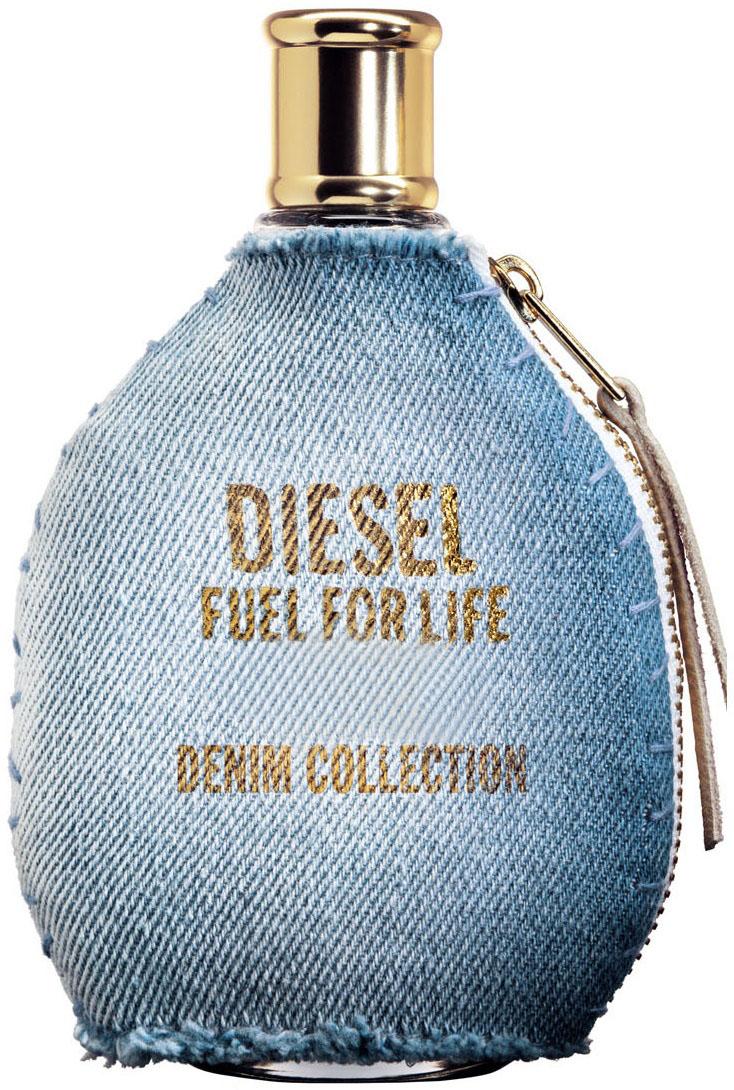 Diesel Fuel For Life Denim Collection Femme туалетная вода 90мл