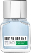 BENETTON United Dreams Go Far Туалетная вода