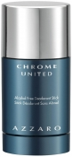 AZZARO Chrome United Дезодорант-стик