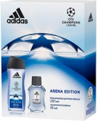 ADIDAS UEFA Champions League Arena Edition Парфюмерный набор