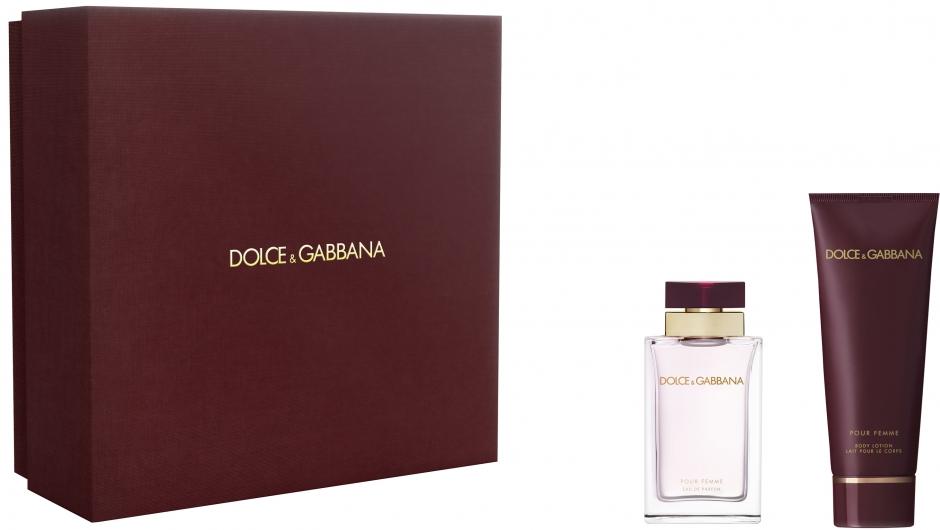 Dolce Gabbana Dolce Gabbana Pour Femme парфюмерный набор купить в