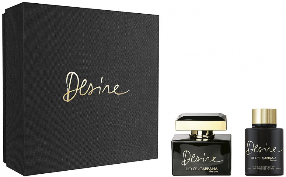 Dolce Gabbana The One Desire Парфюмерный набор — купить в интернет-магазине  ParfumStore 17f2b36ef6e