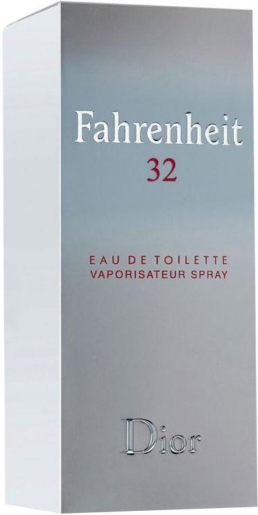 Dior Fahrenheit 32 туалетная вода 50мл купить в интернет магазине
