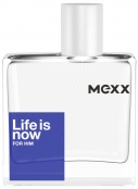 MEXX Life is Now for Him Туалетная вода
