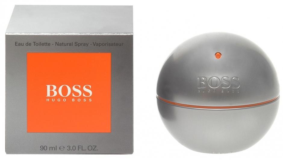Hugo Boss Boss In Motion туалетная вода 90мл купить в интернет