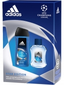 ADIDAS UEFA Champions League Star Edition Парфюмерный набор