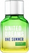 BENETTON United Dreams One Summer Туалетная вода