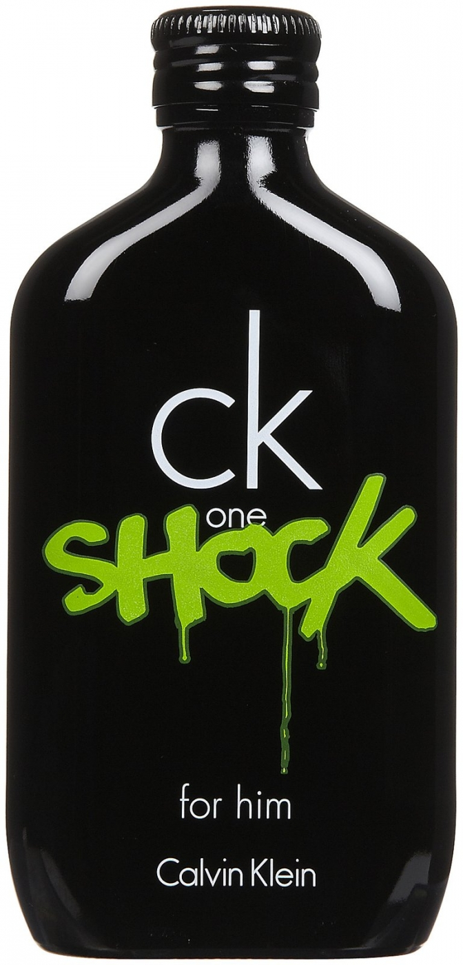 Calvin Klein Ck One Shock For Him туалетная вода 50мл купить в