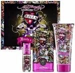 CHRISTIAN AUDIGIER Ed Hardy Hearts & Daggers for Her Парфюмерный набор