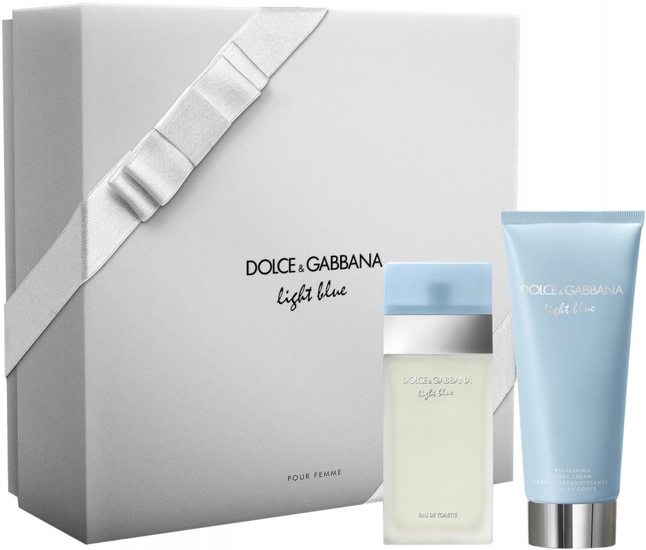 Dolce Gabbana Light Blue Парфюмерный набор — купить в интернет-магазине  ParfumStore 82564fc4f64