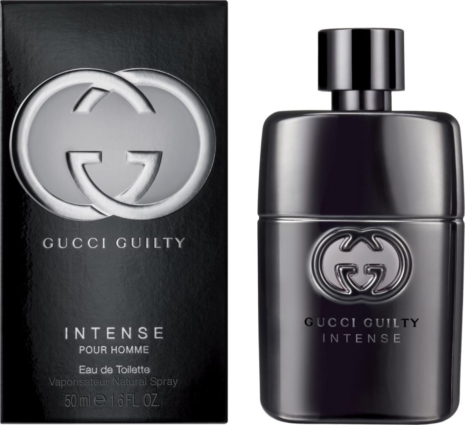 Gucci Guilty Intense pour Homme Туалетная вода 50мл — купить в ... 1009fd31f7f8a