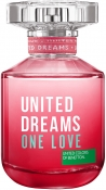 BENETTON United Dreams One Love 2018 Туалетная вода