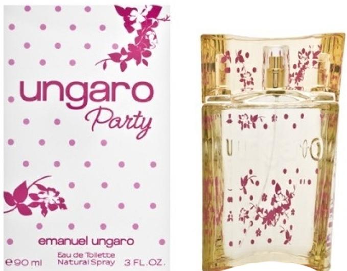 Ungaro party туалетная вода купить купить духи blue seduction for men antonio banderas