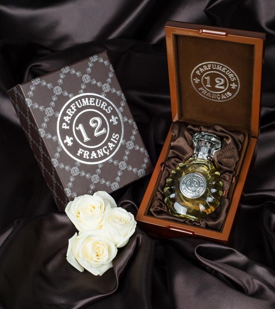 История создания ароматов парфюмерии Alexandre J в 2019 году