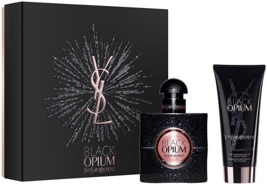 38f3fa164a6a Yves Saint Laurent Black Opium Парфюмерный набор — купить в интернет- магазине ParfumStore