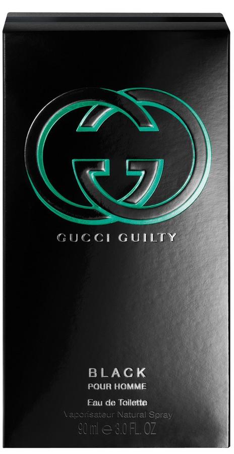 Gucci Guilty Black pour Homme Туалетная вода 90мл — купить в ... aedf379fb5da8