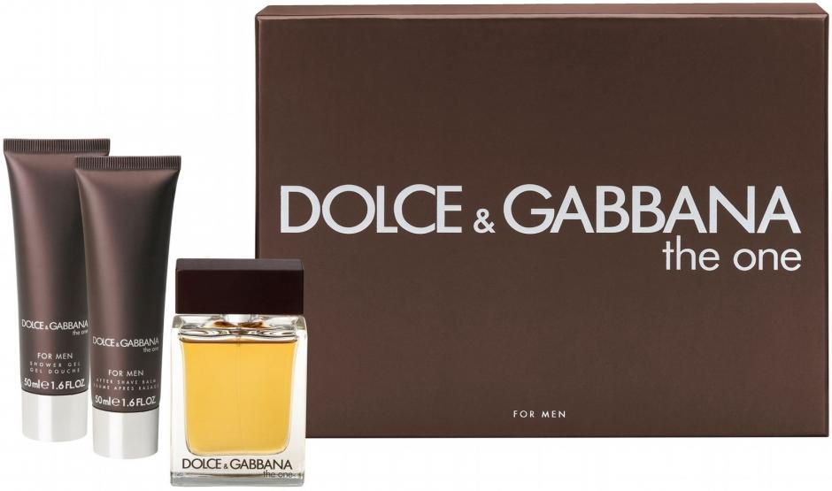 Dolce Gabbana The One for Men Парфюмерный набор — купить в интернет-магазине  ParfumStore c63ab0a2fe4