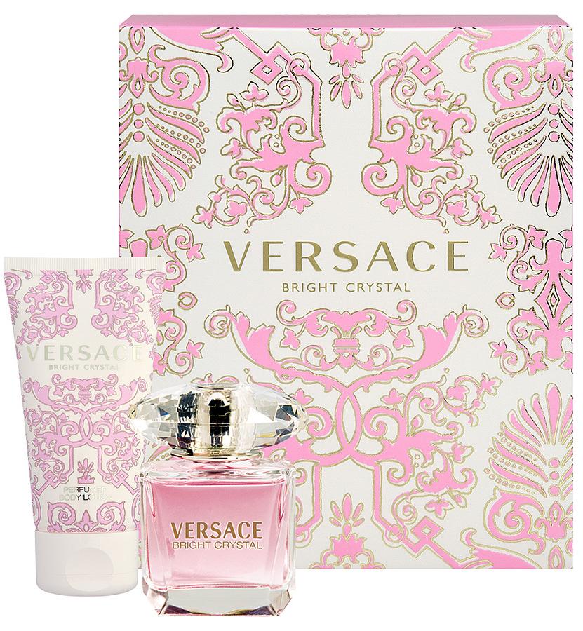 35822f130617 Versace Bright Crystal Парфюмерный набор — купить в интернет-магазине  ParfumStore