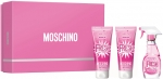 MOSCHINO Pink Fresh Couture Парфюмерный набор
