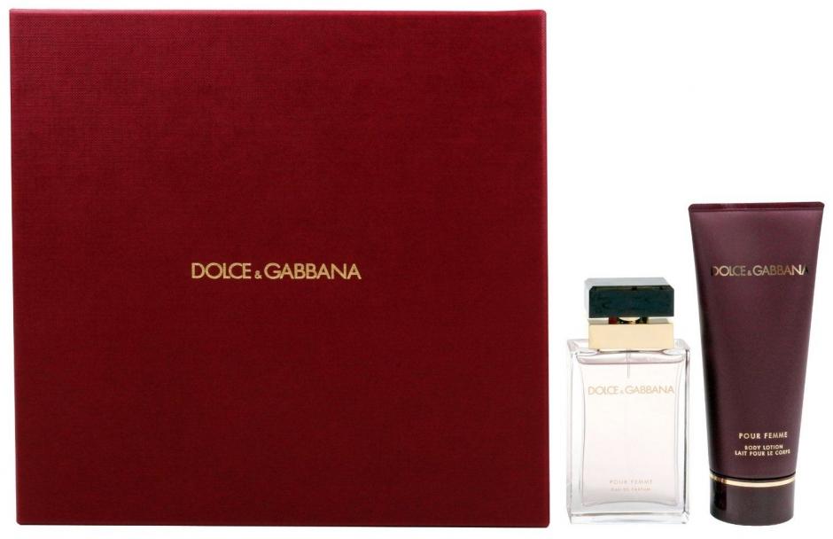 Dolce Gabbana Dolce Gabbana pour Femme Парфюмерный набор — купить в интернет -магазине ParfumStore 31ca744266c