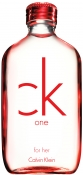 CALVIN KLEIN CK One Red Edition for Her Туалетная вода