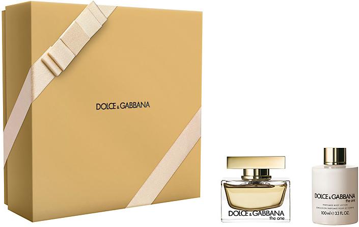 Dolce Gabbana The One Парфюмерный набор — купить в интернет-магазине  ParfumStore 9beb461db2f