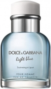 DOLCE GABBANA Light Blue Swimming in Lipari Туалетная вода