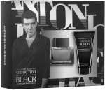 ANTONIO BANDERAS Seduction in Black Парфюмерный набор