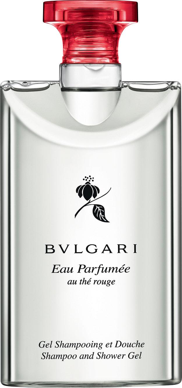 Bvlgari Eau Parfumee Au The Rouge парфюмированный гель для душа