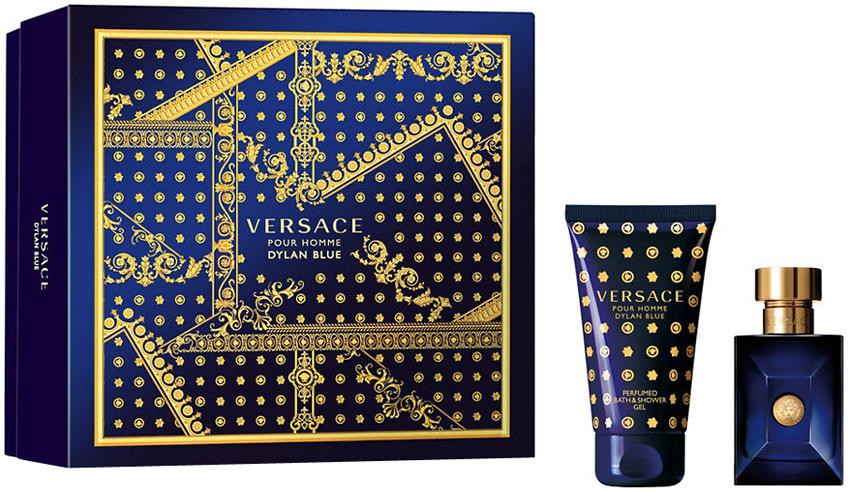 a942571dcbbf Versace pour Homme Dylan Blue Парфюмерный набор — купить в  интернет-магазине ParfumStore
