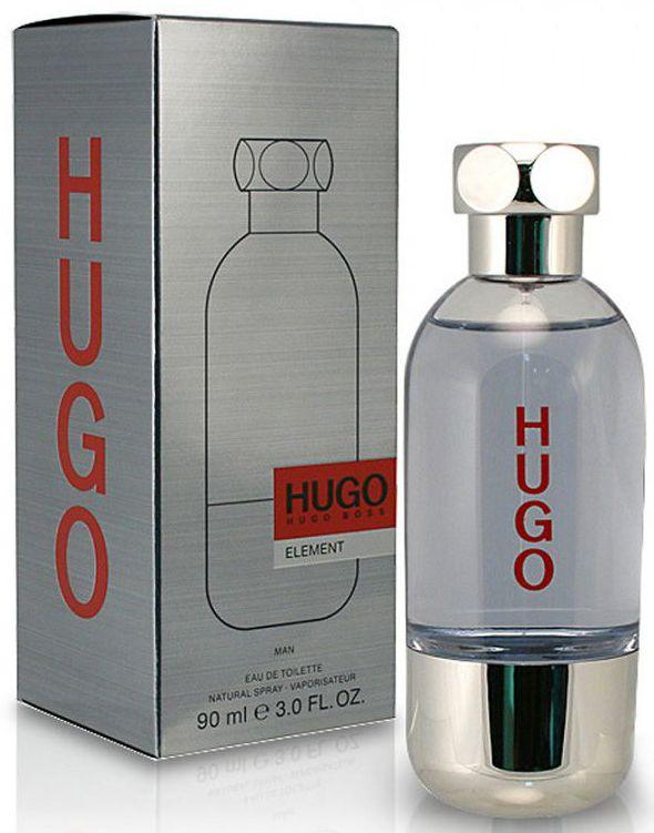 Hugo Boss Hugo Element туалетная вода 90мл купить в интернет