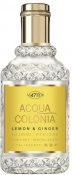 4711 ACQUA COLONIA Lemon & Ginger Одеколон