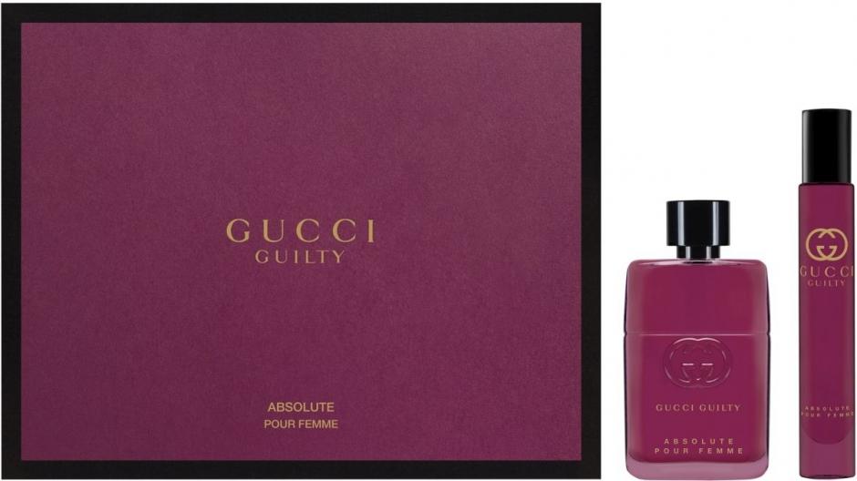 Gucci Guilty Absolute Pour Femme парфюмерный набор купить в
