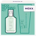MEXX Pure for Him Парфюмерный набор