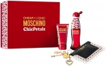 MOSCHINO Cheap and Chic Chic Petals Парфюмерный набор