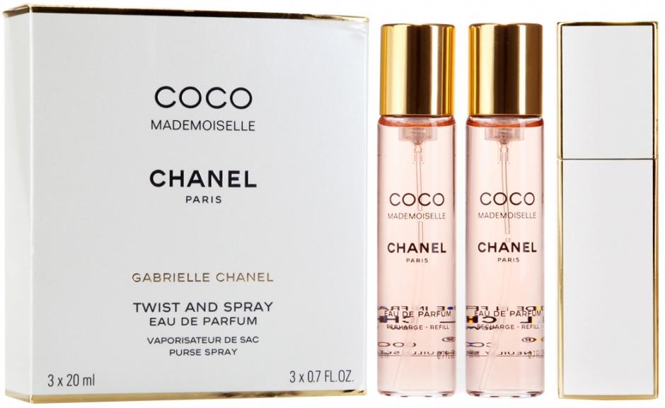 Chanel Coco Mademoiselle Eau de Parfum Парфюмерный набор — купить в  интернет-магазине ParfumStore 65c774a9841b7