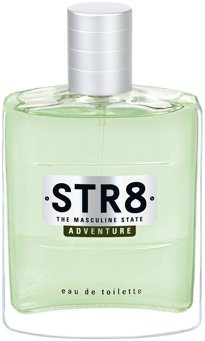 Str8 Adventure туалетная вода 100мл купить в интернет магазине